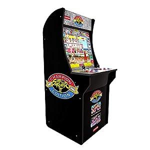 Tastemakers Arcade1Up Mini Cabinet Arcade Game Street Fighter II Champion Edition 122 cm