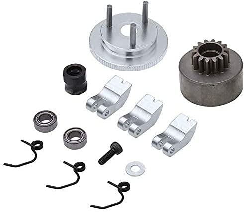 Zhusha Colorado Springs Mall Performance RC Max 68% OFF Clutch Bell Shoes Bearing Gear 14T