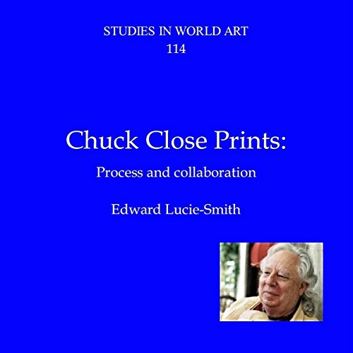 Chuck Close audiobook cover art