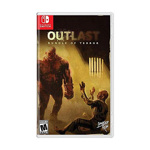 Outlast : bundle of terror
