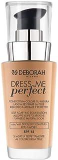 Deborah Dress Me Perfect Foundation - 03 Sand, 30 ml