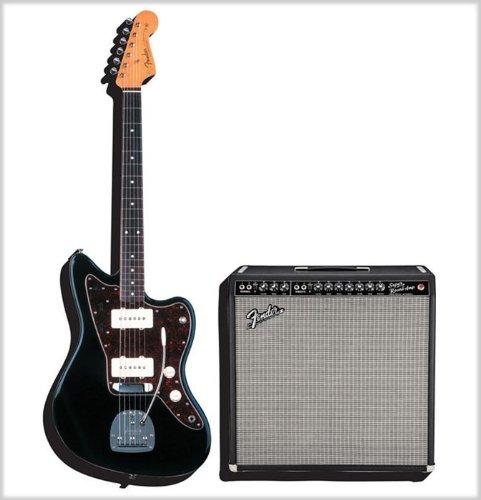Fender 62 Jazz y 65 Super Reverb Chunky Magnet