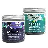 Complément Alimentaire Sommeil et Stress - Coffret Zen 2 Boîtes de...