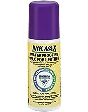 Nikwax Unisex's Waterdicht Wax voor Leer, Blauw, 125 ml