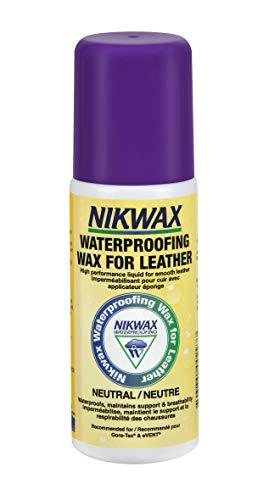Nikwax Cire imperméabilisante pour Cuir Unisexe Bleu 125 ML