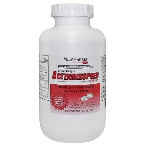 1000 acetaminophen - 5