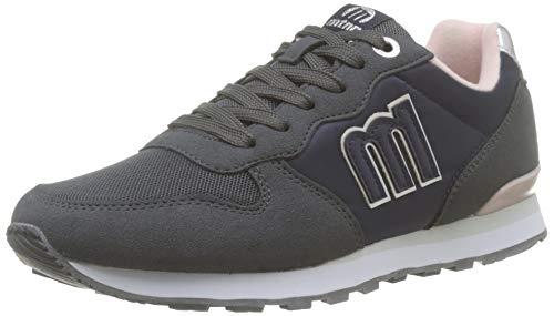 Sneakers Mustang Joggo Azul Marino - Talla: 36
