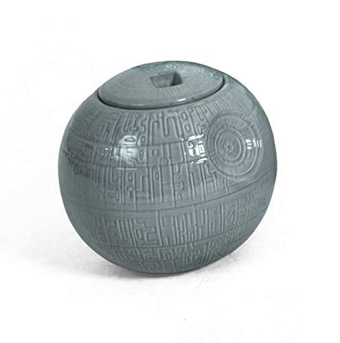 Star Wars 21080 - Death Star 3D-Keramikkeksdose, 24 x 24 x 26 cm