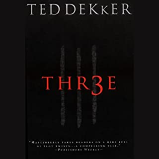 Thr3e audiobook cover art