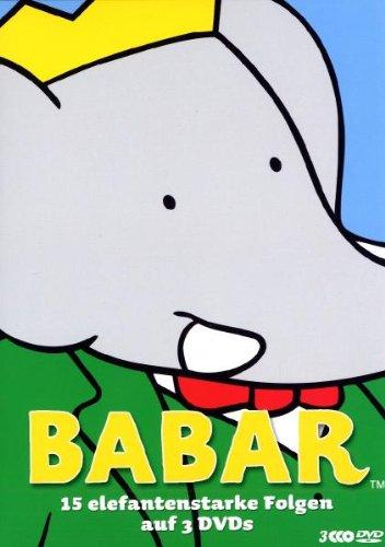 Babar, der kleine Elefant - Vol. 1-3/Sammler-Box (3 DVDs)