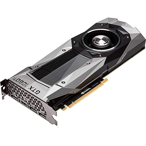NVIDIA GEFORCE GTX 1080 Ti - FE Founders Edition (Renewed)