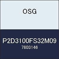 OSG ドリル P2D3100FS32M09 商品番号 7803146