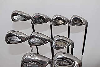 Callaway Solaire Gems Iron Set Stock Graphite Shaft Graphite Ladies Right Handed 37.0in