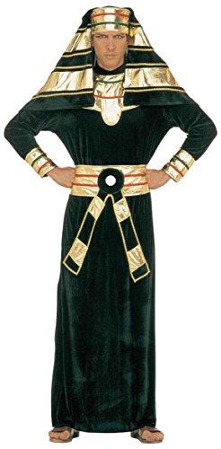 WIDMANN Widman - Disfraz de faraón egipcio antiguo para hombre, talla 50 (32652) , color/modelo surtido