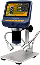 Andonstar 4.3 inch LCD USB Digital Microscope AD106S with 200X magnication for Circuit Board Repair