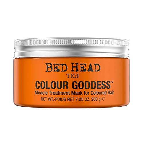 Bed Head by Tigi Colour Goddess Treatment Hair Mask for Coloured Hair, 200...