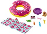 Barbie-FXG38 Barbie Accesorios muñeca para la playa o piscina, multicolor, 0 (Mattel FXG38)