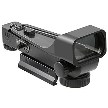 Higoo Wide View Electronic Reflex Airgun Crossbow Red Dot Sight