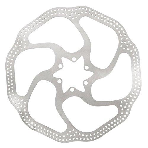 SODIAL(R) Rotor de Freno Avid HS1 Vertimiento de Calor Bicicleta 6