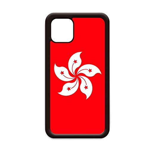 China Hong Kong regionale vlag voor Apple iPhone 11 Pro Max Cover Apple mobiele telefoonhoesje Shell, for iPhone11 Pro