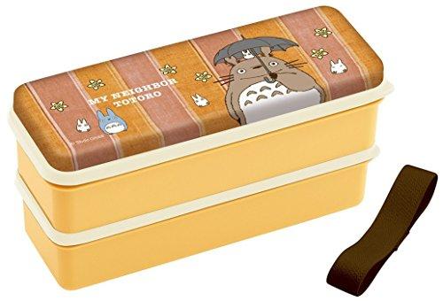 Skater SSLW6M My Neighbor Totoro Boîte à repas en mélamine avec couvercle hermétique en silicone
