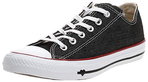 Converse Chucks CT AS OX 163309C Schwarz, Schuhgröße:39
