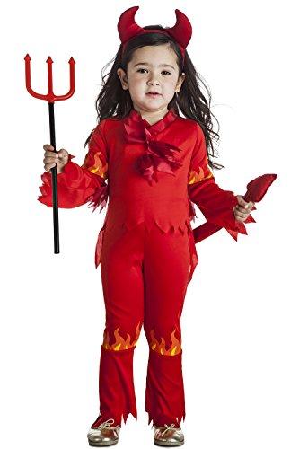 Disfraz de Demonia Infantil