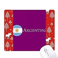 アルゼンチンサッカー クリスマス森嶺