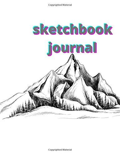 sketchbook journal: sketchbook royal talens art creation/ 200 pages