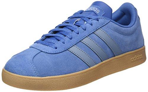 adidas VL Court 2.0, Zapatillas de Gimnasia Hombre, Azul...