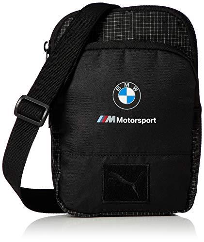 PUMA BMW M Motorsport Kleine Umhängetasche Puma Black OSFA