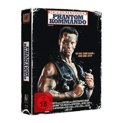 Phantom Kommando - Directors Cut - Exklusive Tape VHS Edition nummeriert Limitiert auf 1.111 Stück - Blu-ray