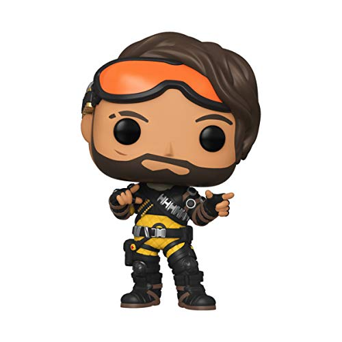 Funko 43284 POP Games: Apex Legends - Mirage Collectible Toy, Multicolour