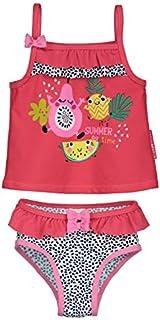 c6a38222af797 Petit Béguin - Maillot de bain 2 pièces top + slip bébé fille Fruity Party -