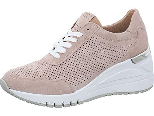 MARCO TOZZI 2-2-23500-26 - Zapatillas deportivas para mujer, color Beige, talla 41 EU