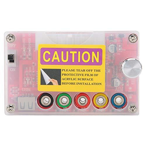 Exliy ATX Power Splitter Board at Erweiterte elektronische Komponente Einstellbarer Spannungsregler 24Pin Für LED-Leuchten Mikrocontroller