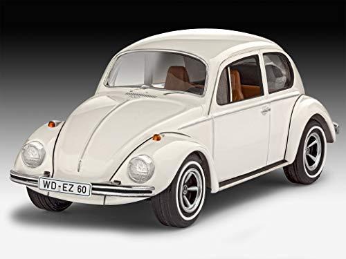 Revell Modellbausatz Auto 1:32 - Volkswagen VW Käfer 1968 (VW Beetle) im Maßstab 1:32, Level 3, originalgetreue Nachbildung mit vielen Details, 07681