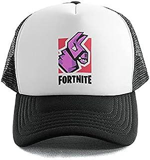 Black Fortnite Baseball Cap For Unisex