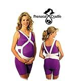 Prenatal Cradle Original, Medium/Large, White