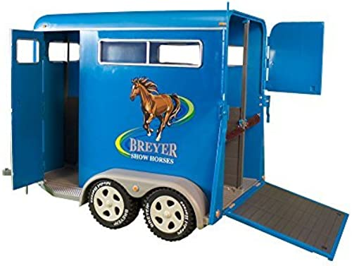 Breyer Two-Horse Trailer Traditional Accessory Doll by Breyer