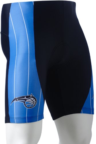 VOmax NBA Orlando Magic Herren Bike Shorts, Herren, schwarz