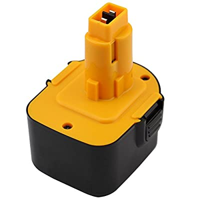 12V 2000mAh 3000mAh Ni-MH Replacement Battery for Dewalt DC9071, DE9037, DE9071, DE9074, DE9075, DW9071, DW9072, 152250-27, 397745-01(VIRSHX)