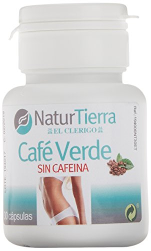 Naturtierra Café Verde sin Cafeína - 30 Cápsulas