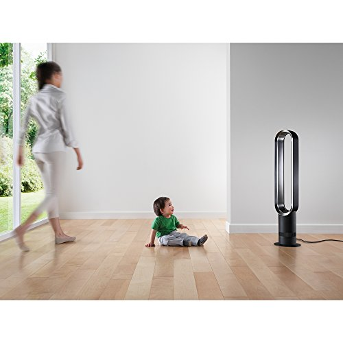 Dyson Air Multiplier AM07, Turmventilator, Weiß