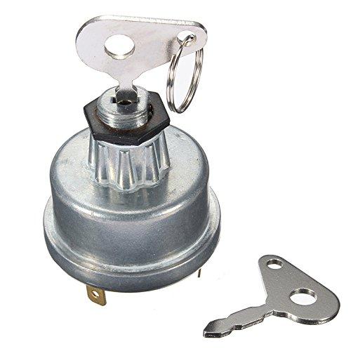 Didad Interruptor de encendido de planta de tractor universal adapta a MASSEY FERGUSON JCB AS LUCAS 35670