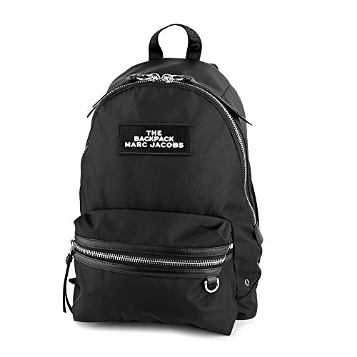 MARC JACOBS(マークジェイコブス) The Backpack Marc Jacobs Large Backpack M0015414 (ブラック 001)