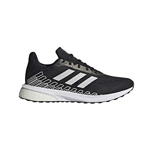 adidas Astrarun 2.0, Chaussure de Marche Homme, CBLACK/FTWWHT/CBLACK, 46 EU