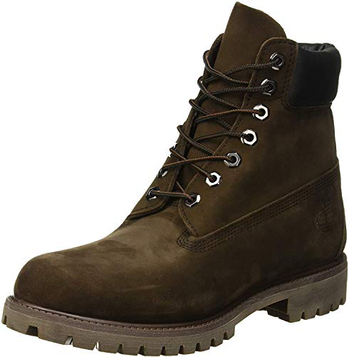Timberland AF 6 In Prem Dark Chocolate Nubuck C10001, Boots - 44 EU