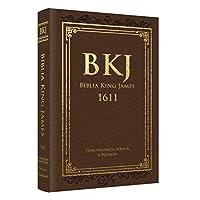 Bíblia King James Fiel. Marrom