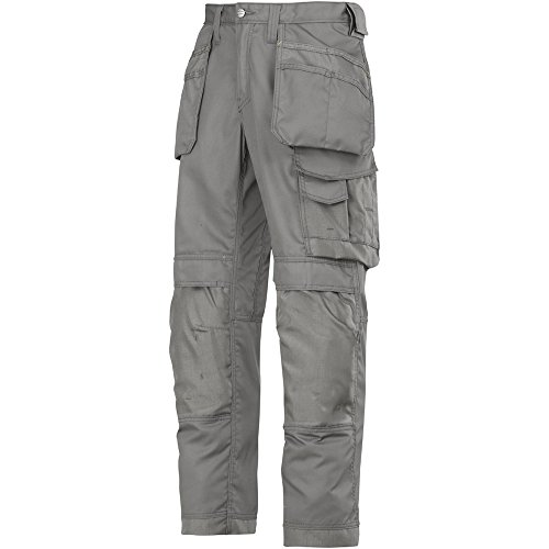Snickers CoolTwill Hose, grau Gr. 50
